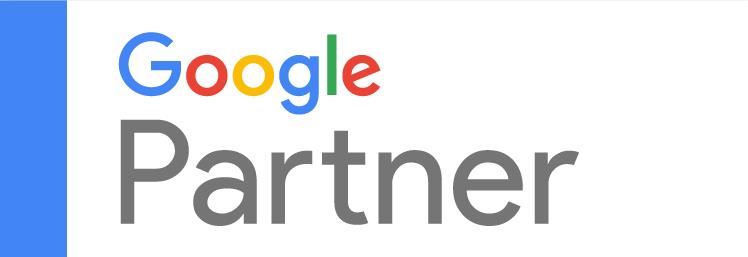 partner google ads, baner.